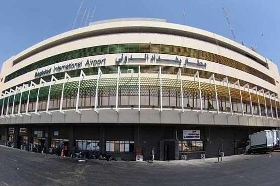 تغییر نام فرودگاه بغداد به شهید «ابومهدی المهندس»
