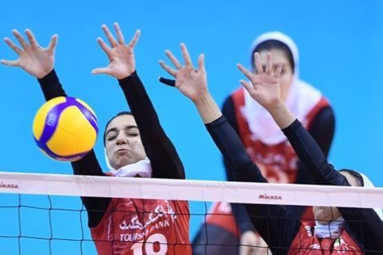 تیم ملی والیبال زنان ایران