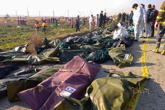 درگذشت تعدادی از دانشجویان ایرانی در سانحه سقوط هواپیمای اوکراینی